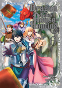 Dragon Goes House-Hunting Manga Volume 6