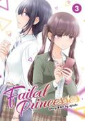 Failed Princesses Manga Volume 3