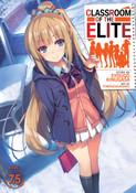 Classroom of the Elite Novel Volume 7.5