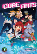 Cube Arts Manga Volume 3
