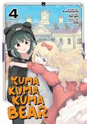 Kuma Kuma Kuma Bear Manga Volume 4