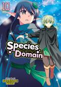 Species Domain Manga Volume 10