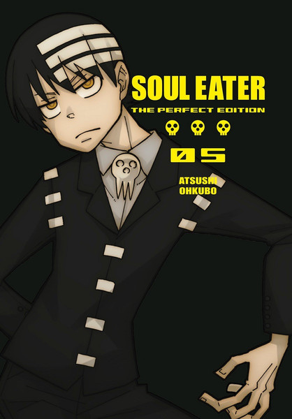 Soul Eater The Perfect Edition Manga Volume 5 (Hardcover)