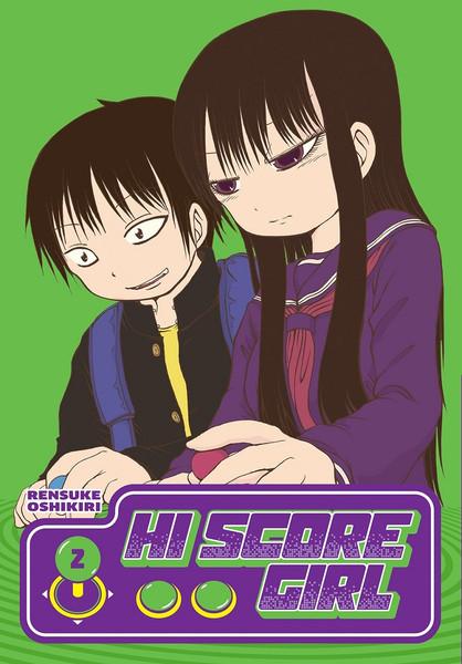 Hi Score Girl Manga Volume 2