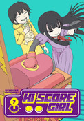 Hi Score Girl Manga Volume 7