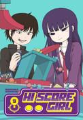 Hi Score Girl Manga Volume 9