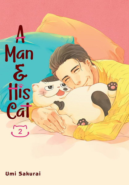 A Man and His Cat Manga Volume 2
