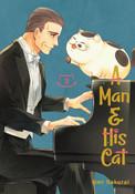 A Man and His Cat Manga Volume 3