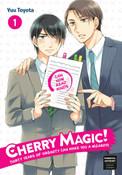 Cherry Magic! Thirty Years of Virginity Can Make You a Wizard?! Manga Volume 1