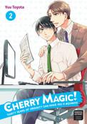 Cherry Magic! Thirty Years of Virginity Can Make You a Wizard?! Manga Volume 2