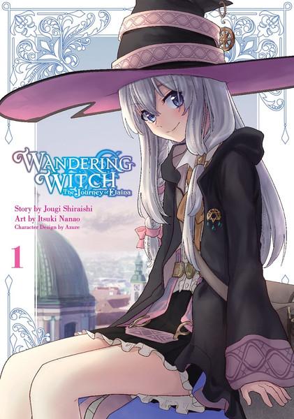 Wandering Witch Manga Volume 1
