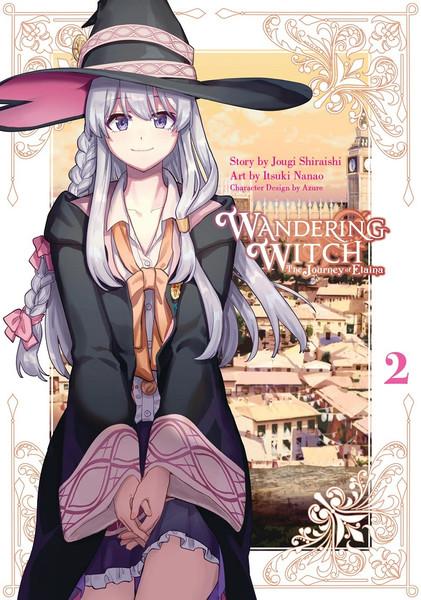 Wandering Witch The Journey of Elaina Manga Volume 2