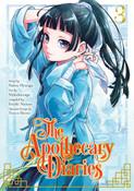 The Apothecary Diaries Manga Volume 3