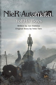 NieR Automata YoRHa Boys Novel