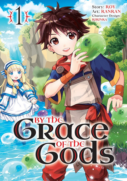 By the Grace of the Gods Manga Volume 1