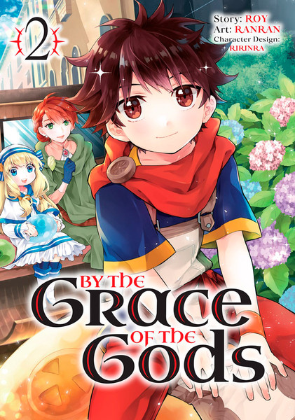 By the Grace of the Gods Manga Volume 2