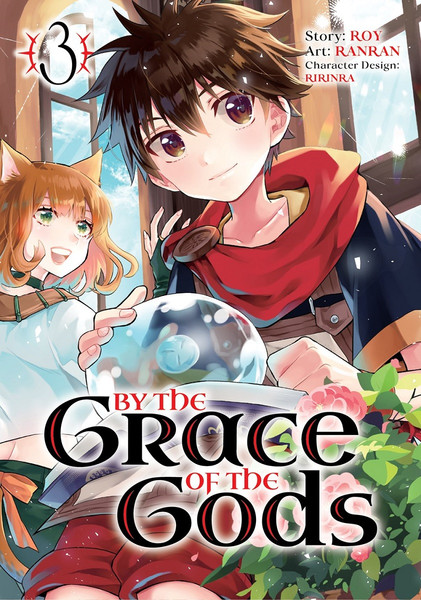 By the Grace of the Gods Manga Volume 3