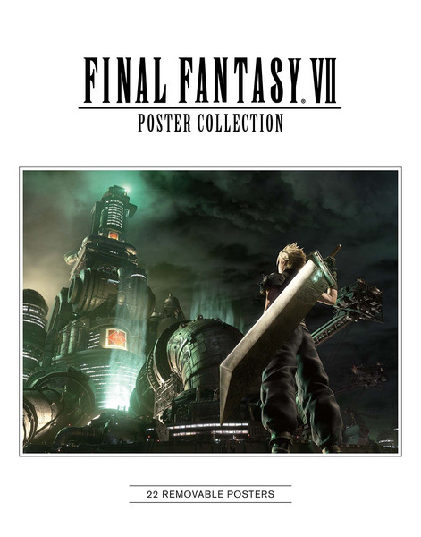 Final Fantasy VII Poster Collection (Color)