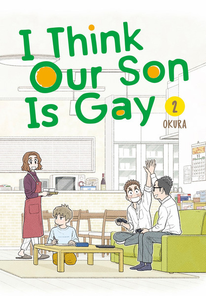 I Think Our Son Is Gay Manga Volume 2