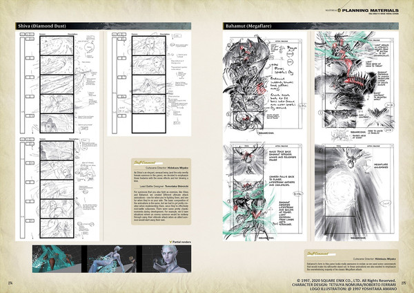 Final Fantasy VII Remake Material Ultimania Artbook (Hardcover)