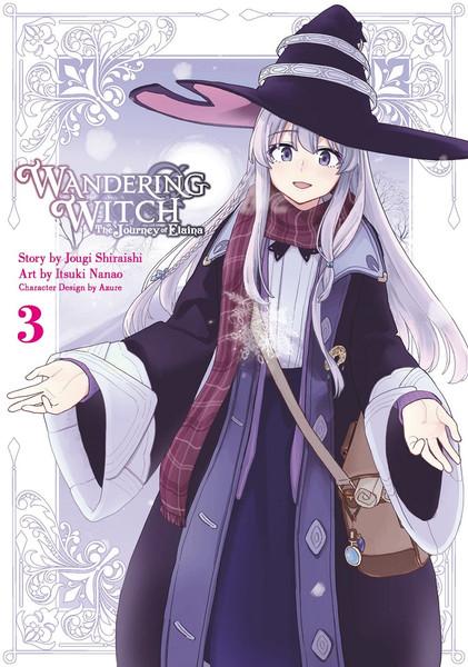 Wandering Witch The Journey of Elaina Manga Volume 3