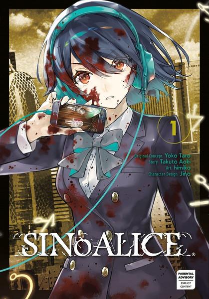 SINoALICE Manga Volume 1