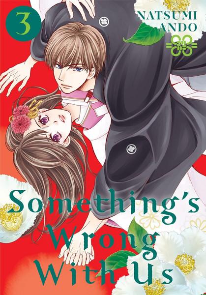 Something's Wrong With Us Manga Volume 3