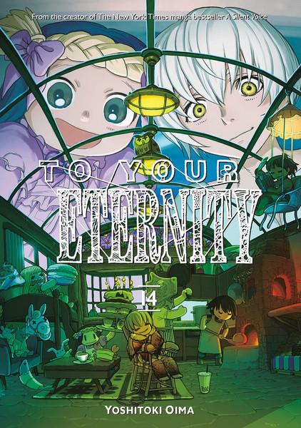 To Your Eternity Manga Volume 14