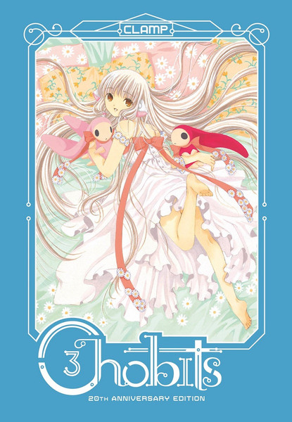 Chobits 20th Anniversary Edition Manga Volume 3 (Hardcover)