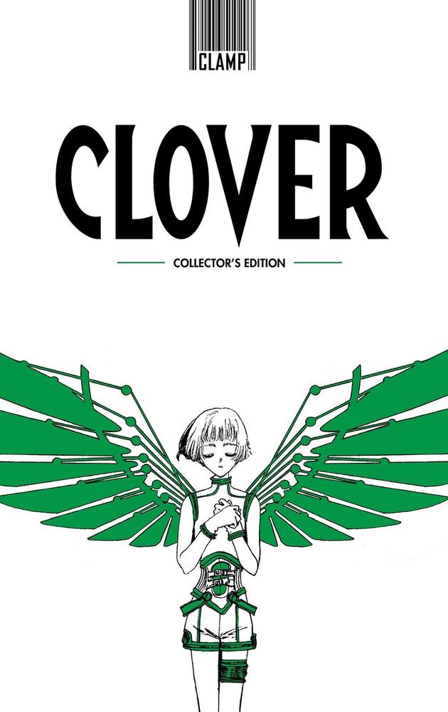 Clover Manga (Hardcover)