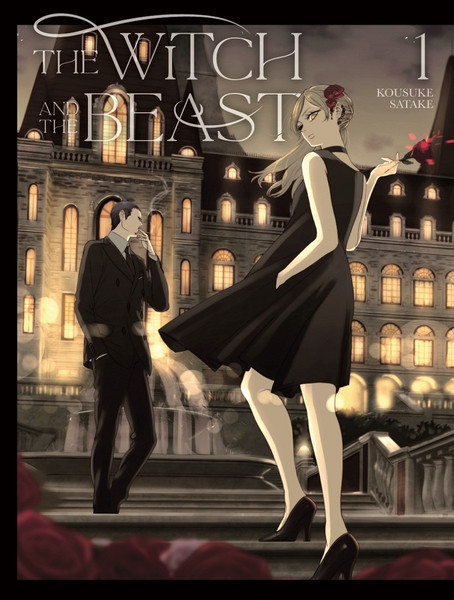 The Witch and the Beast Manga Volume 1