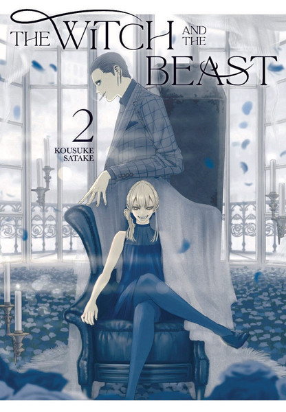 The Witch and the Beast Manga Volume 2