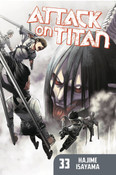 Attack on Titan Manga Volume 33