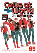 Cells at Work! Code Black Manga Volume 5
