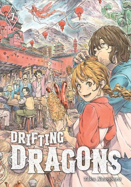 Drifting Dragons Manga Volume 7