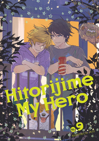 Hitorijime My Hero Manga Volume 9