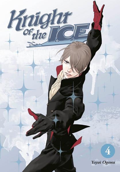 Knight of the Ice Manga Volume 4
