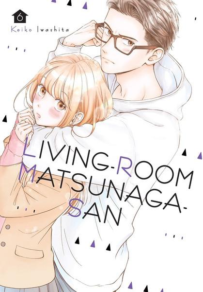 Living-Room Matsunaga-san Manga Volume 6