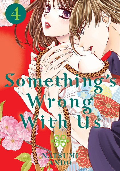 Something's Wrong With Us Manga Volume 4