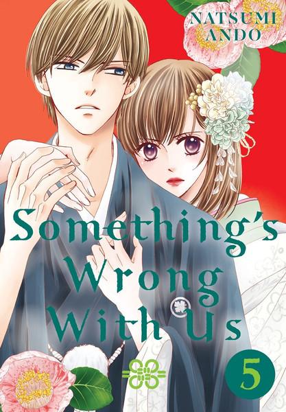 Something's Wrong With Us Manga Volume 5