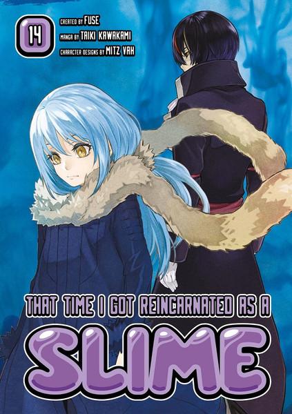 That Time I Got Reincarnated as a Slime Manga Volume 14