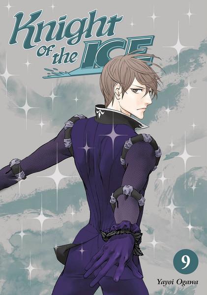Knight of the Ice Manga Volume 9