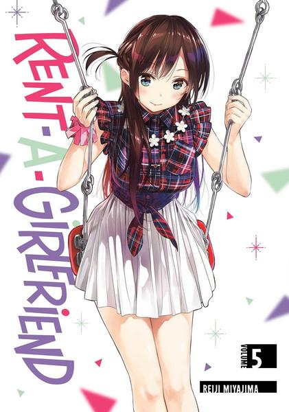 Rent-A-Girlfriend Manga Volume 5