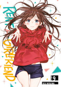 Rent-A-Girlfriend Manga Volume 9
