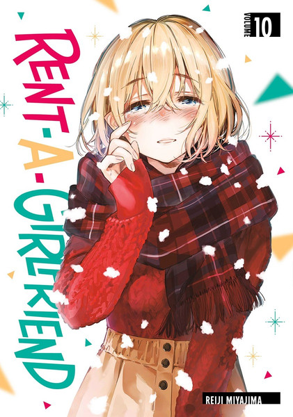 Rent-A-Girlfriend Manga Volume 10