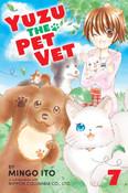 Yuzu the Pet Vet Manga Volume 7