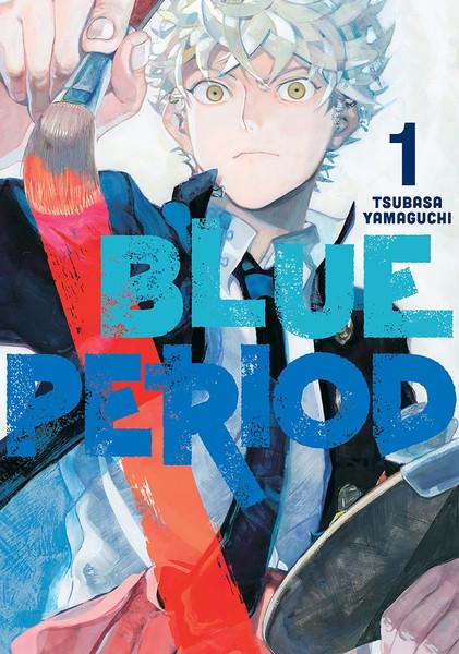Blue Period Manga Volume 1