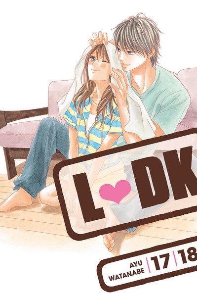 LDK Manga Omnibus Volume 17-18