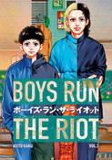 Boys Run the Riot Manga Volume 3