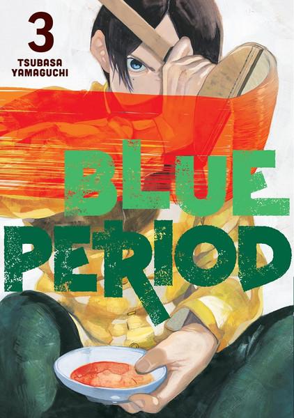 Blue Period Manga Volume 3